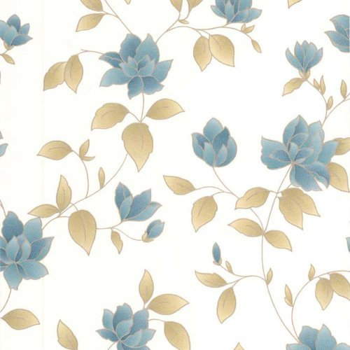 Graham & Brown Wallpaper Collection Amy Botanica Non-Woven Wallpaper, 32?-?479 by Graham & Brown - Botanica Collection