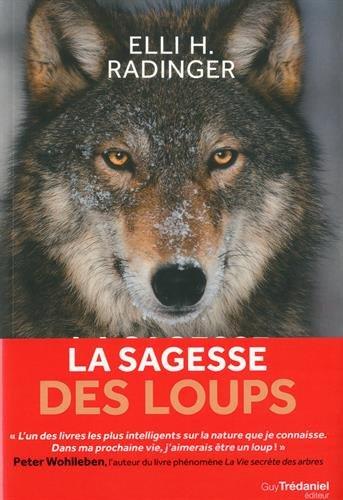 La sagesse des loups : Comment ils pensent, s'organisent, se soucient les uns des autres...