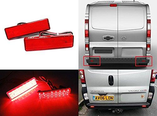 Sedeta Attaches de clip de panneau de garniture de porte de 10PCS Auto pare-chocs Rivet Retainer Poussez la couverture du moteur Boucle de retenue pour Vauxhall Opel Vivaro Movano