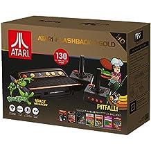 Console Retro - Atari Flashback 9 Gold - 130 Jeux - Edition 2018-2019