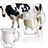 Best Tea Pitcher - CONNECTWIDE® Cow Udder Shaped Juice Pitcher Clear Wine Review