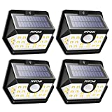 Best MPOW lampes solaires de jardin - 【Blanc Chaud】 Mpow 4 Pack 20 LED Lampe Review