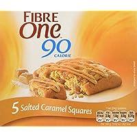 Fibre One - Bizcochitos de caramelo salado - Caja de 5 unidades