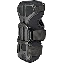 Dainese Hector Wrist Guard, unisex, color Negro - Nero/Carbon, tamaño large