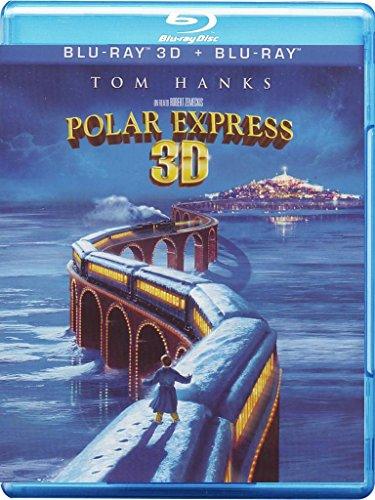 Bild von Polar express(3D+2D) [Blu-ray] [IT Import]