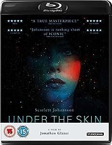 Under The Skin [Blu-ray] [2014]