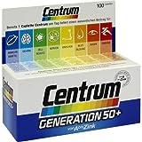 Centrum A bis Zink Generation 50+ Tabletten, 100 St.