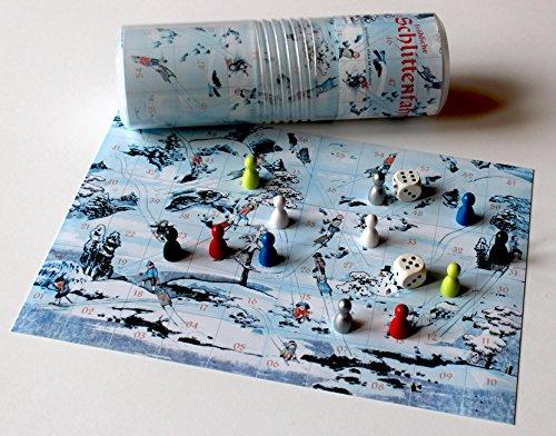 Fröhliche Schlittenfahrt - Winter- und Weihnachts-Spiel für die ganze Familie (Small)