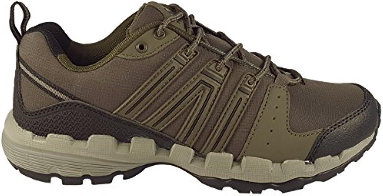 Unbekannt - Zapatillas para correr en montaña de Material Sintético para hombre