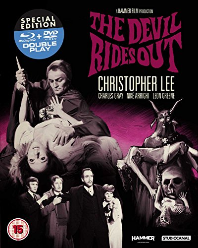 Bild von Die Braut des Teufels / The Devil Rides Out ( ) (Blu-Ray & DVD Combo) [ UK Import ] (Blu-Ray)