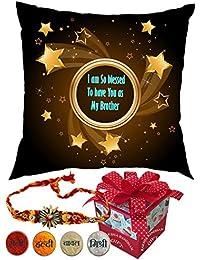 I'm So Blessed To Have You As My Brother   Rakshabandhan Gift For Brother   Rakhi Gift For Sister   Gift For Rakshabandhan...