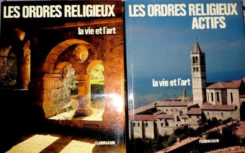 Les Ordres Religieux, la Vie et l'Art (Coffret de 2 Volumes) par Gabriel le Bras