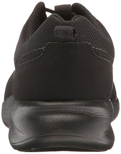 DC  Midway Sn, Herren Skateboardschuhe mehrfarbig schwarz grau Schwarz