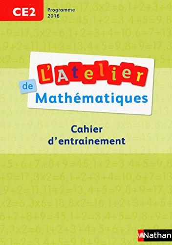 L'Atelier de Mathématiques CE2 par Daniel Bensimhon
