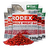 Elixir Gardens® Rodex25 Whole Wheat Bait   Rat Poison   Strongest Available Online