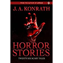 Horror Stories (English Edition)