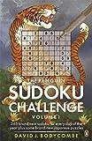 By David J. Bodycombe The Penguin Sudoku Challenge: Volume 1 [Paperback]