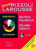 Image de Tedesco-italiano, italiano-tedesco. Con CD-ROM