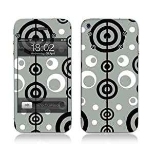 Diabloskinz Vinyl Adhesive Skin,Decal,Sticker for the iPhone 4/4S - Retro