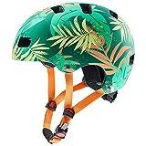 Uvex Bike Helmets Bike Helmets, Green Orange, 55-58
