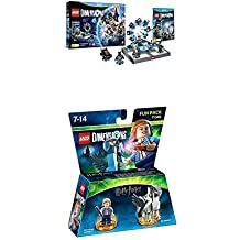 LEGO - Starter Pack Dimensions (Wii U) + Harry Potter - Hermione (Fun Pack)