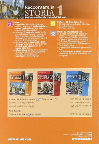 Raccontare la storia. Per le Scuole superiori. Con CD-ROM. Con espansione online: 1
