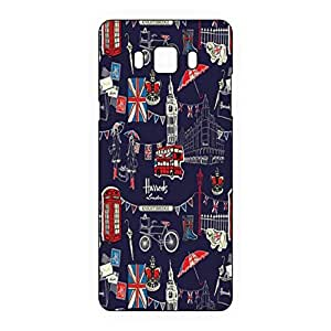 RG Back Cover For Samsung Galaxy J5-6 (New 2016 Edition)