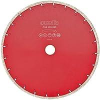 Ausonia–Disco diamante Premium profesional para sopa (cerámica y gres. Altura 8,5mm, agujero 25,4/30, grosor Corona 2,4, diámetro 350