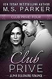 Club Prive Book 4: Alpha Billionaire Romance (English Edition)