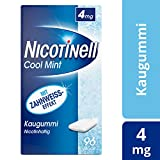 NICOTINELL Kaugummi Cool Mint 4 mg,96St