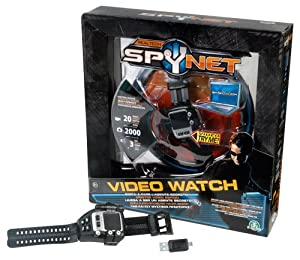 Giochi Preziosi - Spy Net Reloj Graba Videos Y Hace Fotos 40-18736 (importado) de Giochi Preziosi
