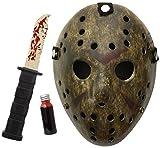 Miedo! ! Bienes Jason m?scara! ! M?scara del partido Viernes cosplay traje de la 13 ? (Jap?n importaci?n / El paquete y el manual est?n escritos en japon?s)