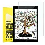 iPad 9.7 2018/ 2017 Schutzfolie, EasyAcc Klar Anti-Kratz 9H Hardness Glas Folie Panzerfolie Displayschutz - Für New iPad 9.7 2018/ 2017/ iPad Pro 9.7 Gehärtetem Glas