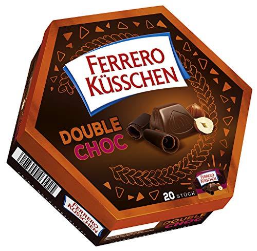 Ferrero Küsschen Double Choc, 4er Pack (4 x 190g)