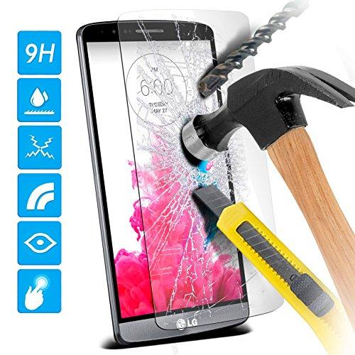 Bytelectro - Protector Pantalla CRISTAL TEMPLADO Premium LG G3 S (MINI)
