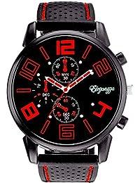 Eleganzza Analogue Black Dial Men's Watch - GT_R