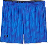 Under Armour Shorts Raid 8 Printed Herren Fitness Hosen & Shorts Blue Marker, L, 1257826-789