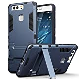 TERRAPIN, Compatible with Huawei P9 Case, Full Body Shock