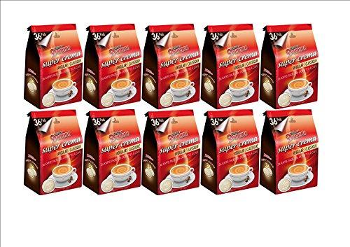 Domino Super Crema Regular Kaffee-Pads 36 Pads