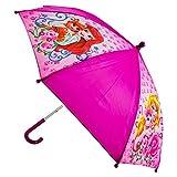 Disney - 3446 - Parapluie - Enfant Fille Princesse Palace Pets - Ouverture Manuelle