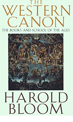 The Western Canon: The Books and School of the Ages (English Edition)