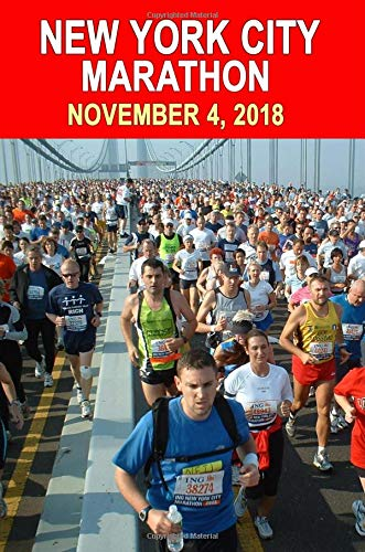 New York City Marathon: Runners Training Journal, Composition Notebook Diary, College Ruled, 150 pages por New York Marathon
