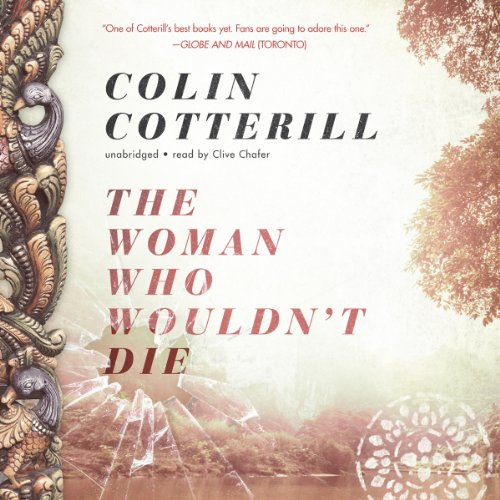 The Woman Who Wouldn't Die (Dr. Siri Investigations, Band 9) Store-chafer