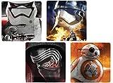 Star Wars Photographic Character 4 Stück Teller Standard