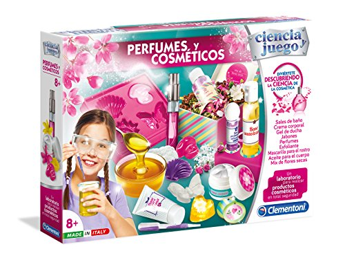 galileo parfum Wissenschaft und Spiel–Labor von Parfum und Kosmetik (Clementoni 55190.3)