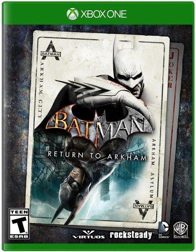 Brothers Batman: Return to Arkham - Xbox One