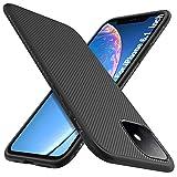 iBetter per iPhone 11/ iPhone 11R Cover, Thin Fit Gomma Morbida Protettiva Cover, Protezione...