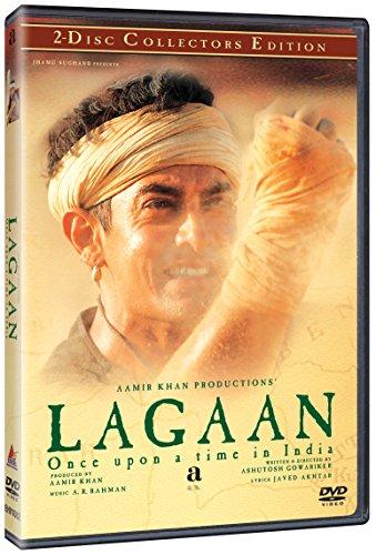 Bild von Lagaan - Es war einmal in Indien - 2-Disc Collectors Edition - Alle Regionen DVD - PAL - Aamir Khan - Bollywood