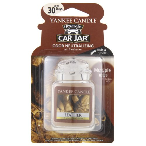 Yankee Candle 1220883 Auto-Lufterfrischer, Auto Jar Ultimate,