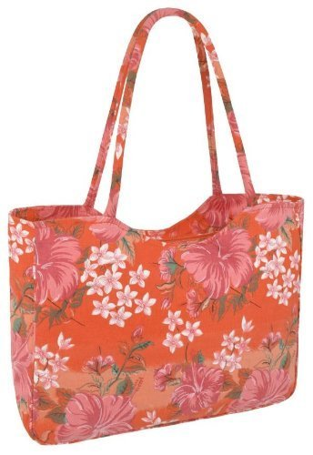 Eye Catch - Sac canvas a imprimé floral - Femme